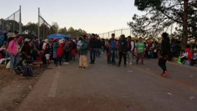 Photo of Suman 36 horas bloqueo carretero México-Tuxpan