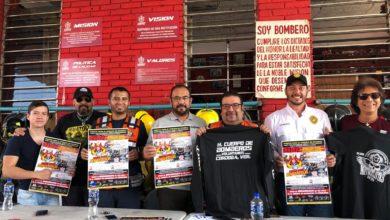 """Photo of Bomberos y comunidad biker harán evento """"Solo por Ayudar"""""""