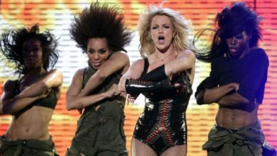 Photo of Fracturada; así quedó Britney Spears después de bailar