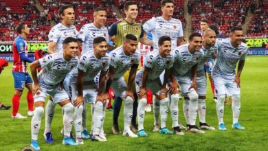 Photo of Hasta Chipre y Australia llegaron exjugadores del Veracruz