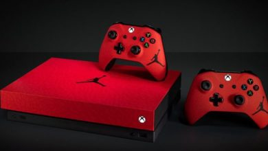 Photo of Jordan y Xbox se unieron para lanzar espectacular consola de edición limitada