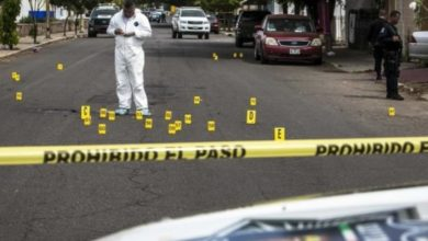 Photo of Suceden 93 asesinatos diarios en México