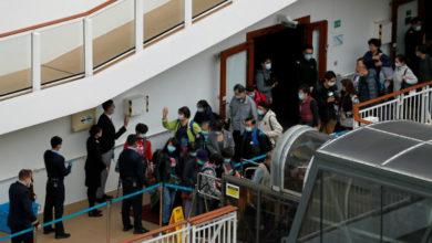 Photo of Hong Kong permite desembarco de crucero en cuarentena por coronavirus