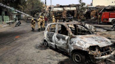 Photo of Aumenta a 34 cifra de muertos por violentos disturbios en la India
