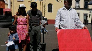 Photo of Protesta agrupación Chalecos México para exigir seguridad