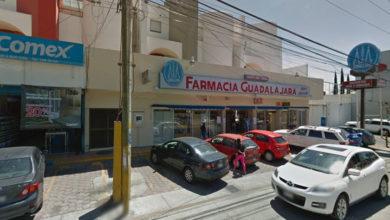 Photo of Pareja de delincuentes asaltan Farmacia en Santa Cruz Buena Vista