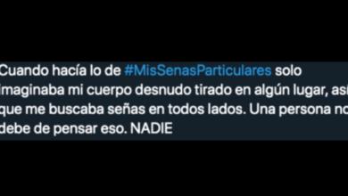 Photo of #MisSeñasParticulares, el triste hashtag para prevenir feminicidios