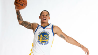 Photo of Seleccionado mexicano firmará con Golden State Warriors de NBA