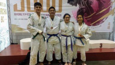 Photo of Clasifican judokas y badmintonistas veracruzanos a Juegos Conade
