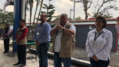 Photo of Federación preocupada por la seguridad en Veracruz