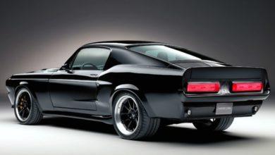 Photo of Presentan Mustang eléctrico, un modelo basado en el diseño de los 60 #Video