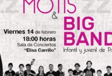 Photo of Fusión de talentos Andrea Motis y Big Band de Pavel Loaria