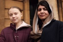 Photo of Greta Thunberg y Malala Yousafzai se reúnen