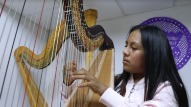 Photo of Arpista mexicana gana Golden Classical Music Awards