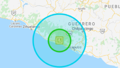Photo of Registran sismo magnitud 5.0 en Atoyac, Guerrero