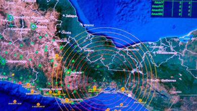 Photo of Sismo de magnitud 5.3 se registró este domingo en Chiapas