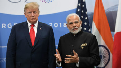 Photo of Modi califica de histórica visita de Trump a la India