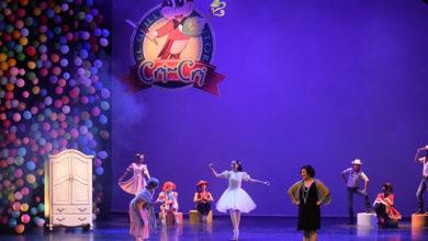 "Photo of Ballet al ritmo del ""grillito cantor"""