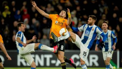 Photo of Wolves golea al Espanyol y pone pie y medio en octavos de Europa League
