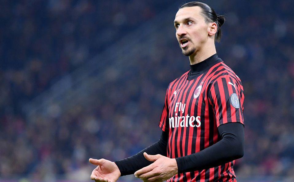 Zlatan puso condición al Milán para continuar la siguiente ...
