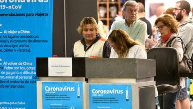 Photo of Argentina y Chile confirman primeros casos de coronavirus