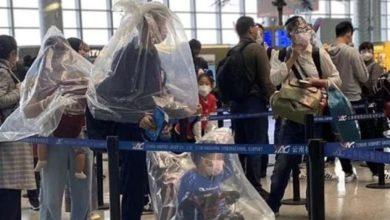Photo of Británicos usan medidas de protección drásticas por coronavirus