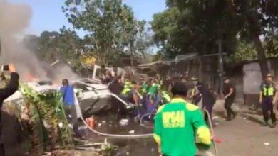 Photo of Jefe de Policía en Filipinas es lesionado en accidente aéreo