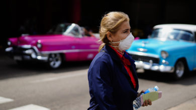 Photo of Confirman primer muerto por coronavirus en Cuba