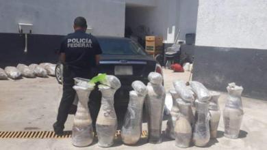 Photo of Detienen a sujeto que transportaba marihuana en Michoacán