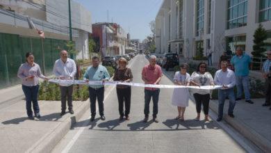 Photo of Reabren a la circulación vial  la calle Ignacio Allende