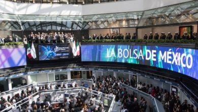 Photo of Bolsa Mexicana abre con 0.52% de ganancia