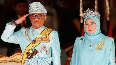 Photo of Sultán de Malasia entra en cuarentena voluntaria