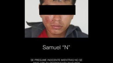 Photo of Rescata a una persona privada de su libertad; hay dos detenidos