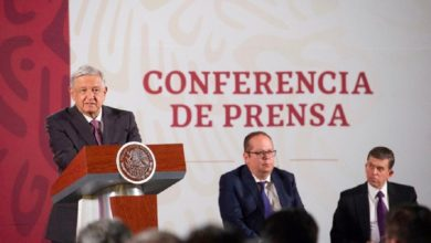 Photo of Reitera López Obrador que apoyó a causas feministas sin represión