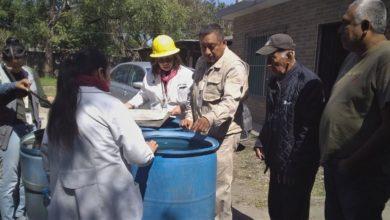 Photo of Con participación comunitaria combaten al dengue