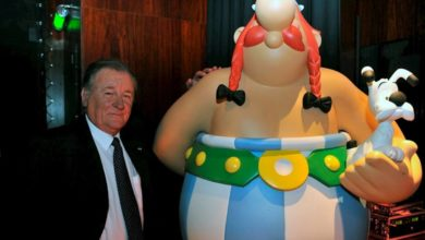 Photo of Muere Albert Uderzo, uno de los creadores de Astérix y Obélix