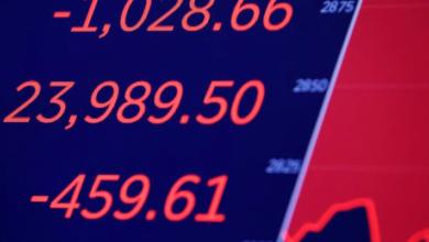 Photo of Wall Street vuelve a parar tras caída de 9%