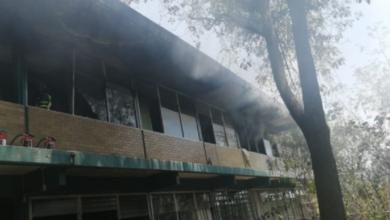 Photo of Se registra incendio en CCH SUR; Graue supervisa labores