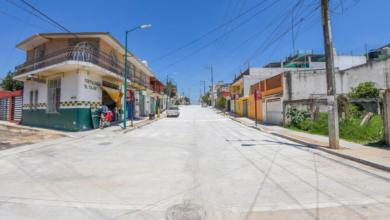 Photo of Más obras de pavimentación en la colonia Moctezuma