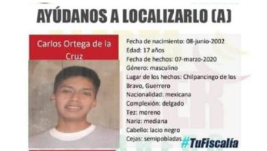Photo of Desaparecido hijo de vocero de Padres de los 43