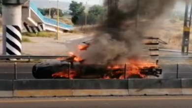 Photo of Video: Denuncia termina en enfrentamientos y bloqueos en Celaya
