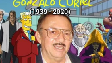 Photo of Fallece actor de doblaje Gonzalo Curiel