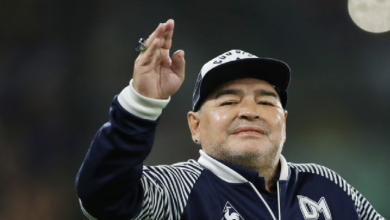 Photo of Diego Maradona apoya la suspensión del futbol a causa del Covid-19