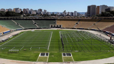 Photo of Estadio de Sao Paulo se transforma en hospital ante COVID-19