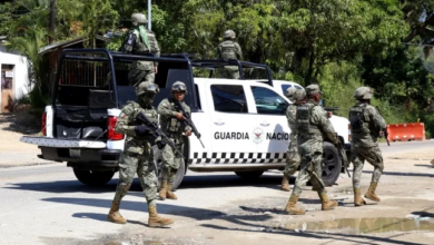 Photo of Guardia Nacional libera vías ferroviarias en Michoacán