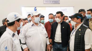 Photo of Guatemala registra hoy su mayor número de casos del virus