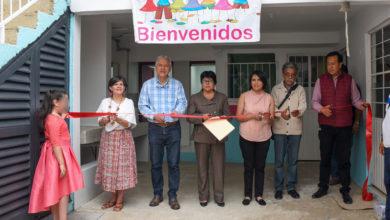 Photo of Dignifica Gobierno Municipal instalaciones educativas