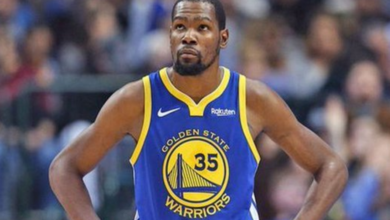 Photo of Estrella de la NBA, Kevin Durant, tiene #COVID19