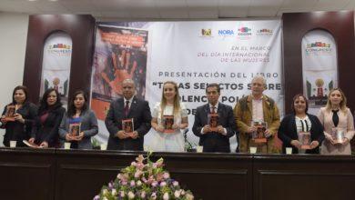 Photo of Presentan libro sobre violencia política de género