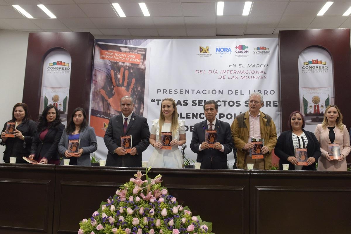Presentan libro sobre violencia política de género – El
